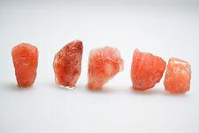 Beautiful Sunstone Rough Translucent Gemstones Tanzania 78 Carats