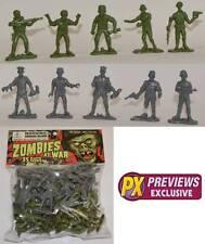 ZOMBIES AT WAR PX FIG 35-CT BAG Mini Figures Diamond Select ZOMBIE WAR! NIP