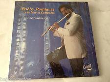 RARE salsa LP Bobby Rodriguez y la Nueva Compañia JUNTOS OTRA VEZ Hola Soledad