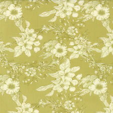 Moda BEE MY HONEY Clover 11621 15 Quilt Fabric By The Yard