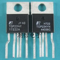 10PCS brand original TOP234Y TOP234YN Power Transistor TO-220-5