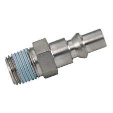 "Quick Release Coupler Plug 1/2""bspt Male Rectus 14 KA Series CEJN 300 Pk2"