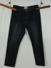 NWT Noppies Dark Wash Denim Flared Jeans Large