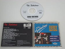 EVERLY BROTHERS/THE FABULOUS EVERLY BROTHERS(ACE CDFAB 006) CD ALBUM