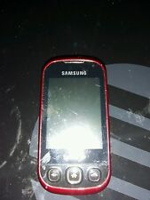 Samsung Seek SPH-M350 - Red (Sprint) Cellular Phone