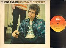 BOB DYLAN Highway 61 Revisited LP 1967 HOLLAND