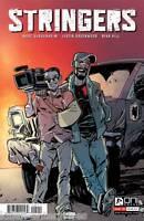 Stringers #5 (Of 5) Comic Book 2015 - Oni Press