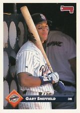 Gary Sheffield - 1993 Donruss - # 444 -  FREE SHIPPING!