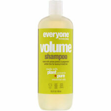 Everyone Hair Volume Shampoo Sulfate Free (20.3 fl oz) With plant extracts