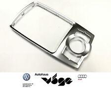 Audi Original Q7 Halterrahmen für Schaltknauf Blende , Chrom 4L0864260A Neu!
