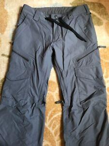 Burton Snowboard or ski Insulated winter snowmobile pants. Men's S