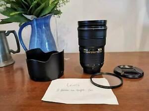 Nikon Zoom-Nikkor 24-70mm f/2.8 ED G AF-S Lens