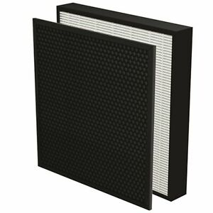 Challenge Air Purifier KJ200-D41 HEPA Activated Carbon Filter FU20 MO8