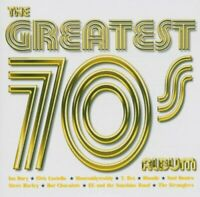 The Greatest 70's Album CD 2 discs (2004) Highly Rated eBay Seller, Great Prices