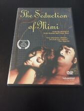 THE SEDUCTION OF MIMI DVD GIANCARLO GIANNINI FOX LORBER HOME VIDEO