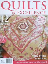 Quilts Of Excellence Magazine 20% Bulk Magazine Discount