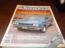 Collectible Automobile Magazine /February 2004/Cars of 1954/1968-70 Coronet R/T