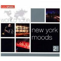 WORLD TOUR-NEW YORK MOODS  2 CD  31 TRACKS WORLDMUSIC RODNEY FRANKLIN UVM  NEU