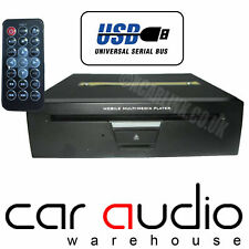 NESA S4 - 3/4 Boot Mount DVD MP3 VCD CD Front SD & Rear USB Car Player