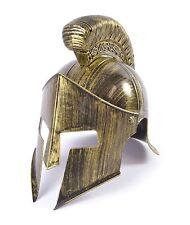 Vestido de lujo Antiguo Guerrero Espartano Gladiador #FULL casco 300 estilo de accesorios