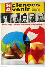 SCIENCES ET AVENIR du 2/1965; Ces peuples qui ont tout inventé/ Oiseau Migrateur