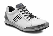 NEW MENS ECCO BIOM HYBRID 2 GOLF SHOES - 9-9.5/ EUR 43 - AUTHENTIC - $200