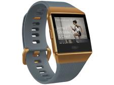Reloj deportivo - Fitbit Ionic, Pantalla LCD, GPS, Resistente al agua,