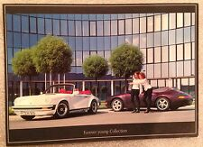 Porsche 911 Cabriolet Postcard1st On eBay Car Poster. Own It