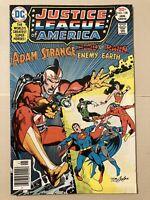 JUSTICE LEAGUE of AMERICA #138 - DC Comics (VF+)