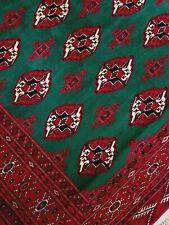 4.8 x 7 Vintage Veg Dye Oushak Tribal Heriz Serapi Kazak Cacuasian Afghan Gabbeh