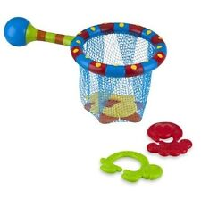 Nuby Splash N Catch Bathtime Fishing Set Model-6142
