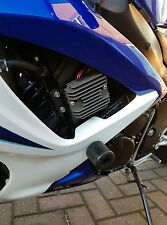 Suzuki GSXR 600 & 750 K6 K7 K8 Rectificador Regulador Reubicación Soporte De Plata