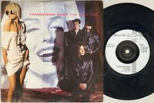 """TRANSVISION VAMP The Only One  7"""" Ps, 3 Tracks Inc The Mystery Song+Love Me, Tvv"""