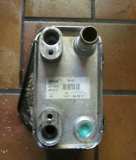 Mercedes, w203, c270cdi,6111880501, intercambiadores de calor, refrigerador del aceite, radiador,