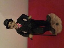 Figurine CHARLOT (charlie chaplin)13cm