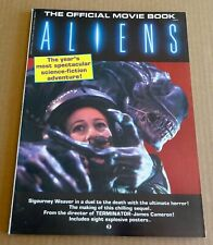 1986 STARLOG ALIENS THE OFFICIAL MOVIE BOOK WITH POSTERS FREE UK P/P