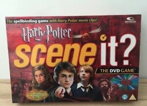 HARRY POTTER SCENE IT - THE DVD GAME - SPARE PARTS REPLACEMENT PIECES MOVERS