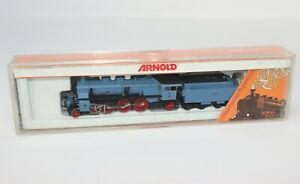 N Scale Arnold 2536 BAYERN S 3/6 4-6-2 Steam Loco & Tender w/ Smoke Generator