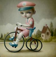 Mark Ryden Little Boy Blue Portfolio Print Wow! Mint Pop Surrealsim