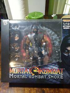 Storm Collectibles Mortal Kombat Smoke. Original Clean Version