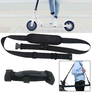 Shoulder Carrying Belt + Hand Carry Handle Strap for Xiaomi Electric Scooter AU