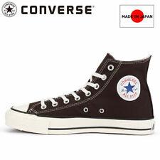 Converse Canvas All Star J HI Dark brown MADE IN JAPAN New