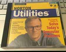Norton Utilities Version 2.0 The Real Problem Solving Software for  Windows 95