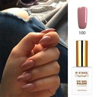 Hot RS Nail Gel Nail Polish UV LED Varnish 15ml Cute 100