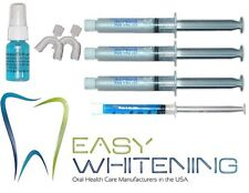 Teeth Whitening Kit  0% 30cc with Activator & Remineralizing Gel 3 Large Syringe