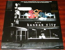 THE VELVET UNDERGROUND - LIVE AT MAX'S KANSAS CITY - VINYL