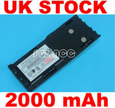 Motorola GP300 Compatible Battery Pack 2000 mAh Ni-Mh 7.2V New