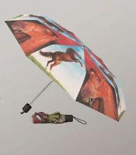 Kinder-Regenschirm Taschenschirm Kinderschirm Schirm versch. Pferd Pferde Motive