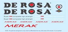 De Rosa Bicycle Decals-Transfers-Stickers #4