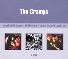 The Cramps - Songs the Lord Taught Us/Off the Bone/Psych... - The Cramps CD L8VG